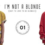 I'm Not a Blonde - Ep 01 / Ep 02
