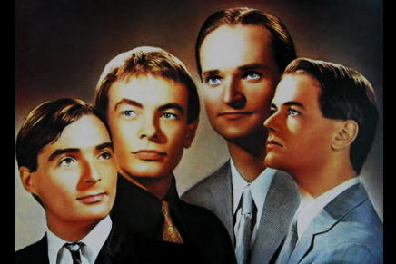 Kraftwerk – Trans-Europe Express