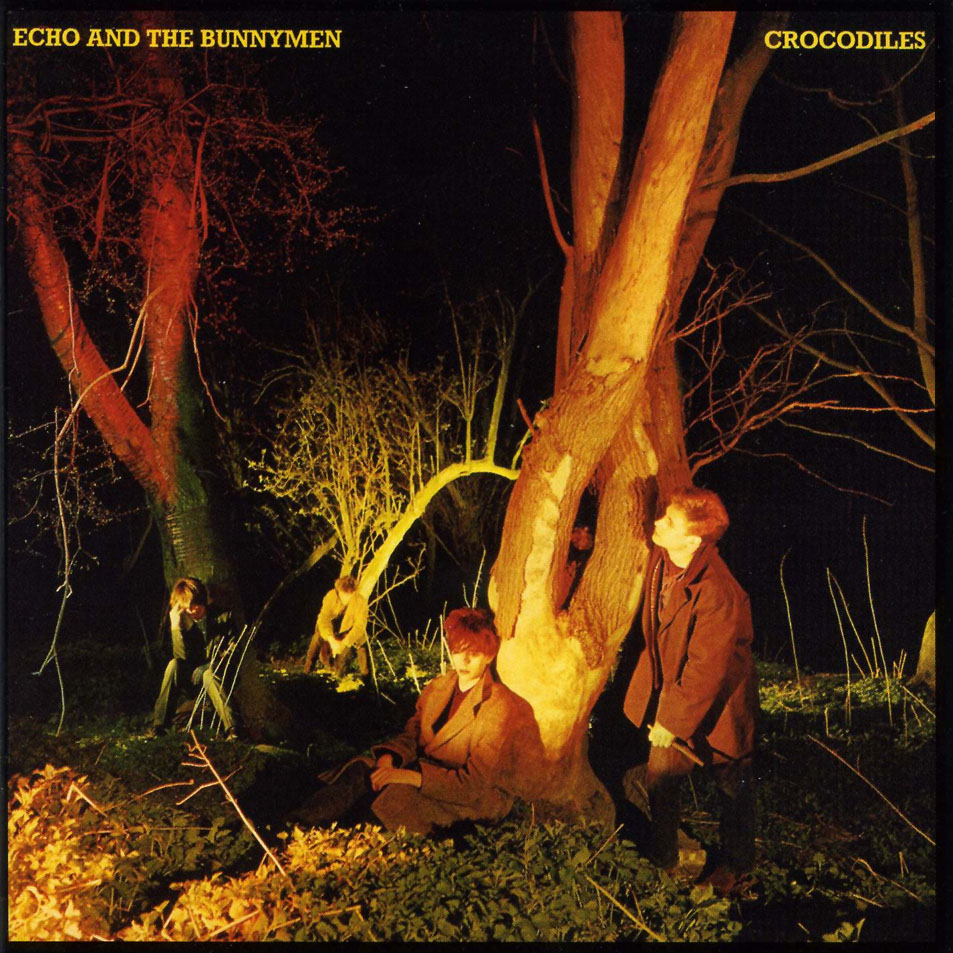 Echo And The Bunnymen Crocodiles