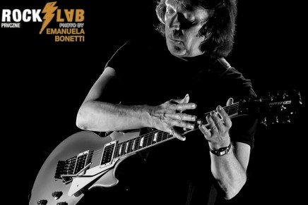 Steve Hackett @ Teatro Romano – Verona, 21/07/2013