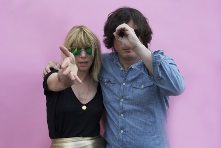 Kim Gordon & Bill Nace: Body/head @ Serendipity, Foligno (PG) 26/10/2013