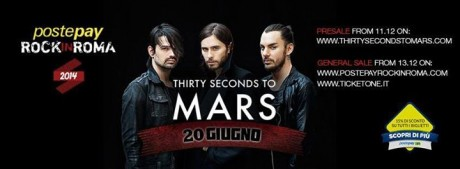Thirty Second To Mars