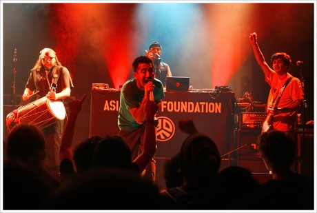 Asian Dub Foundation Live