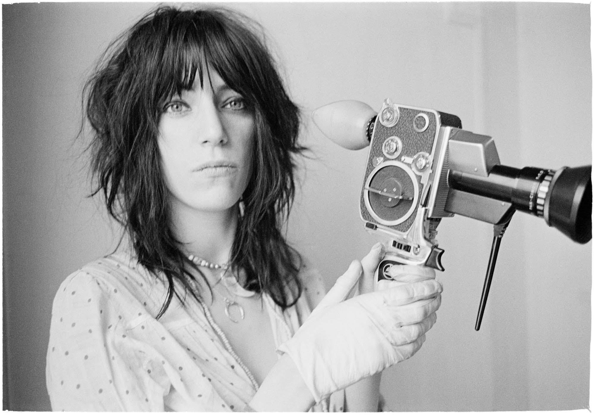 Patti Smith presenta THE  PATTI  SMITHS TourYoung Patti Smith
