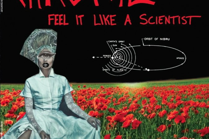 Chrome – Feel It Like A Scientist