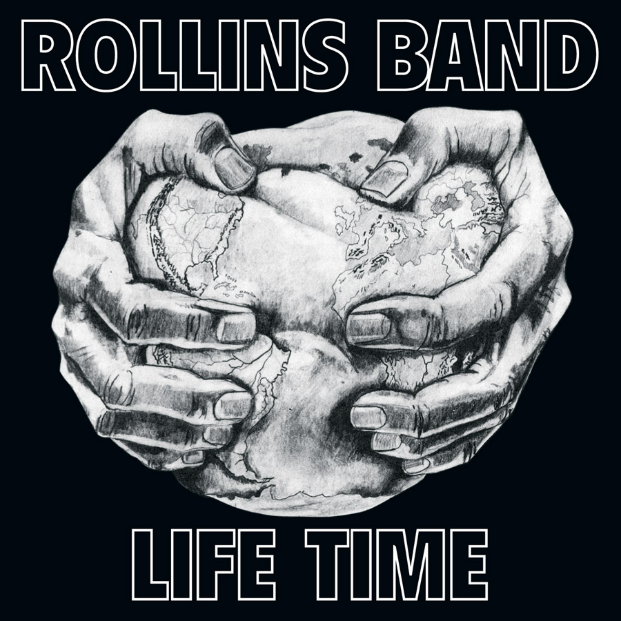 rollins band LifeTIme 3x3 Cover