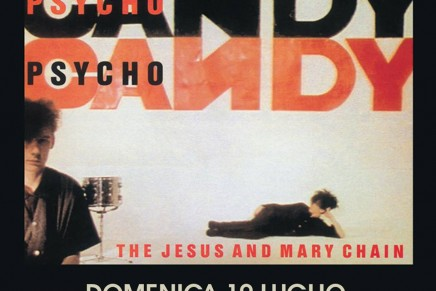 Jesus And Mary Chain live al Ferrara Sotto Le Stelle