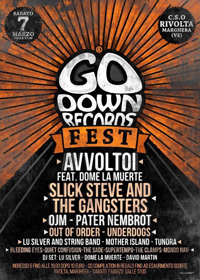 go down fest rocklab