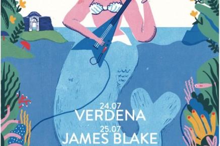 James Blake e Verdena headliner del Siren Fest 2015