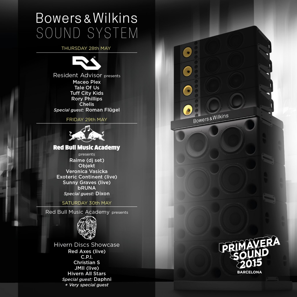 Bowers & Wilkins Sound System