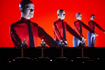 Kraftwerk: una data in Italia il 16 novembre
