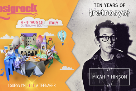 Ypsigrock 2015: annunciato Micah P. Hinson