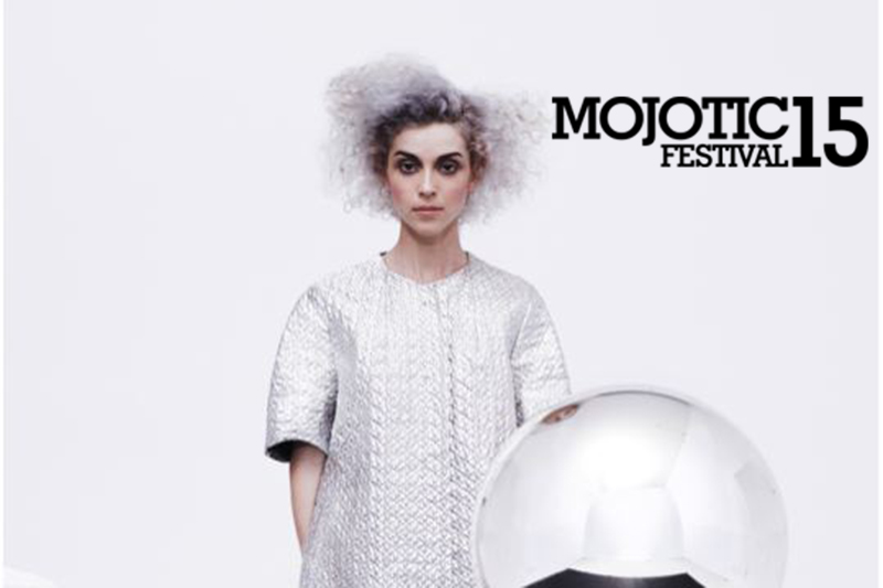 annie clark st vincent mojotic festival