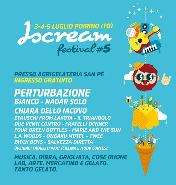 isecream festival