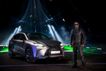 Sponsored Video – Lexus + will.i.am: #NXontrack