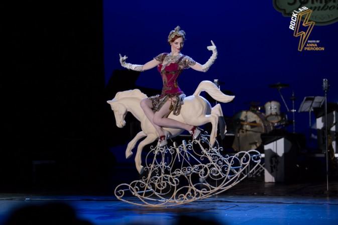 Eve La Plume e Grace Hall: il burlesque al Jamboree