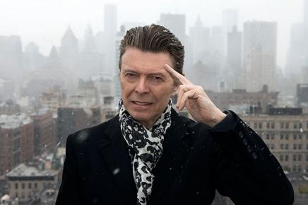 "David Bowie scriverà alcuni brani per il musical ""SpongeBob Squarepants"""
