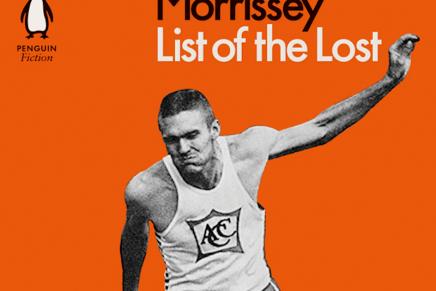 """Morrissey alla prova scritta: ecco """"List Of The Lost"""""""