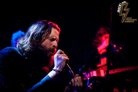 Singer Father John Misty performs live in Bologna