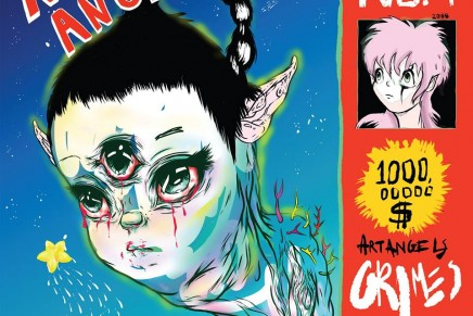 Grimes- Art Angels
