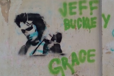 "Jeff Buckley: guarda con noi ""I know it's over"""
