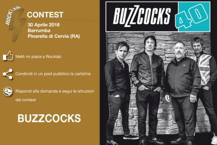 Contest: BUZZCOCKS