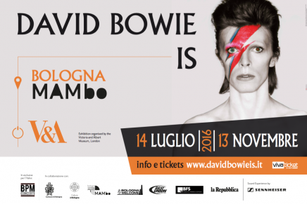 DAVID BOWIE IS arriva in Italia