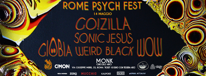 rome psych fest rocklab