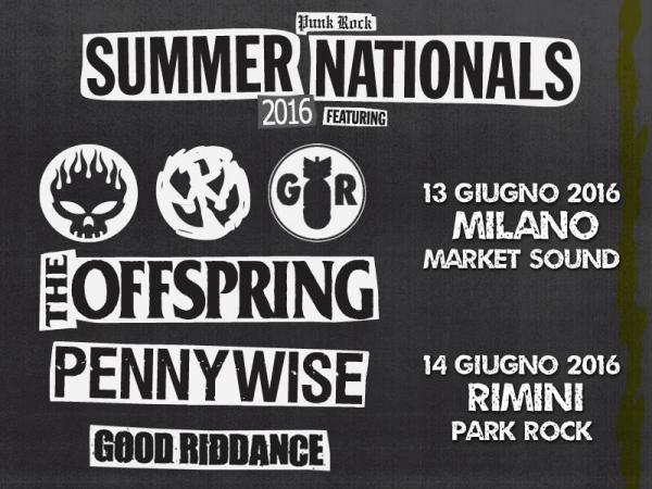 punk rock summer national