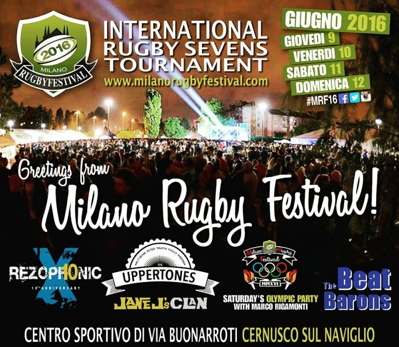milano rugby festival 2016