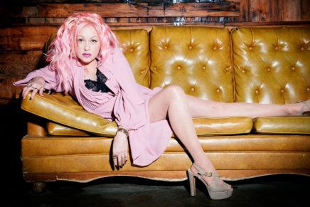 Cyndi Lauper: in Italia a luglio