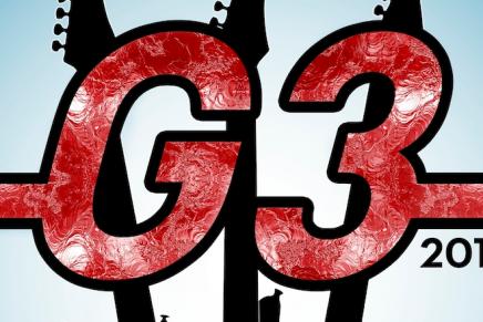G3: Satriani, Vai & The Aristocrats in Italia