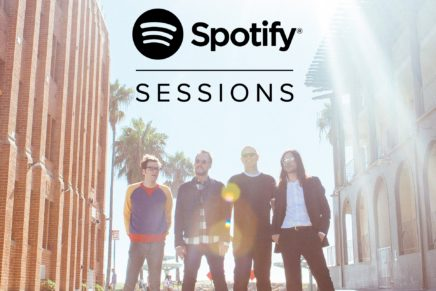 "Weezer: ascolta ""Spotify Sessions EP"""