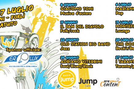 Jump Festival 2016: l'estate a Forlì