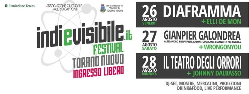 INDIeVISIBILE festival 2016