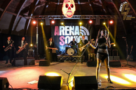 The Excitements @ Arena Sonica (Brescia) – 31 luglio 2016