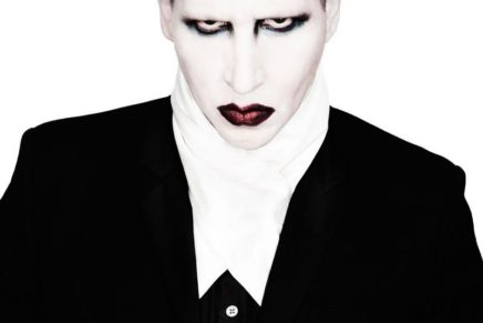 Marilyn Manson al Postepay Sound Rock In Roma 2017