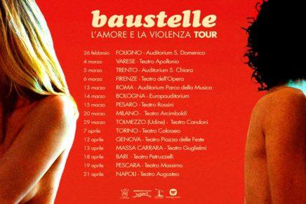 Baustelle: nuovo album e tour
