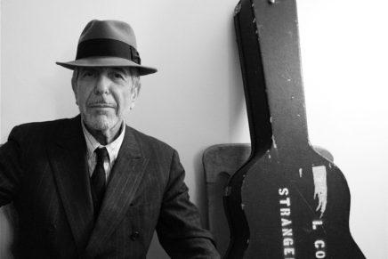 Leonard Cohen: nella vita ci vuole tranquillità