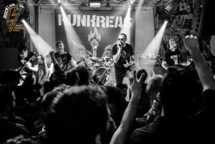 Punkreas @ FAQ Live Music Club (Grosseto) – 3 dicembre 2016