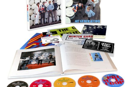 The Who – My Generation (Super Deluxe 5CD Box Set)