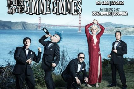I Me First and The Gimme Gimmes tornano in Italia per due imperdibili date!