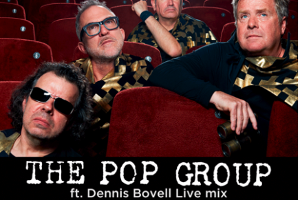 The Pop Group: tre date a febbraio