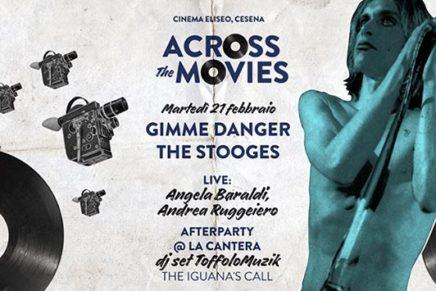 "Across The Movies: ecco ""Gimme Danger"" di Jim Jarmusch"