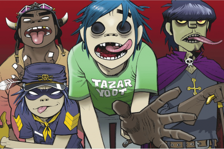 Gorillaz: Humanz House Party