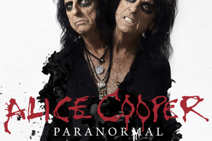 "Alice Cooper: ecco il lyric video di ""Paranormal"""
