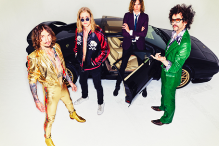 "The Darkness: il 6 Ottobre arriva ""Pinewood Smile"""