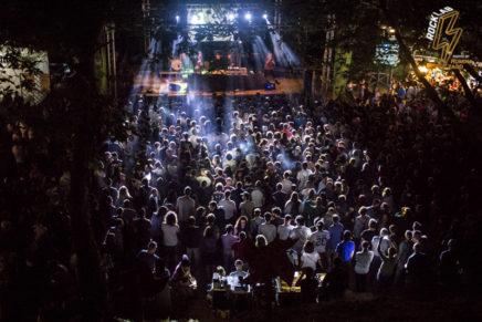 Pinguini Tattici Nucleari + Gazzelle + Planet Funk  @ Eco Sound Fest (Caprarola, VT) – 28 luglio 2017
