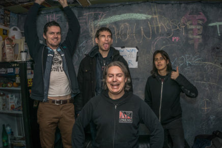 """Propagandhi: ascolta il nuovo singolo """"Victory Lap"""""""