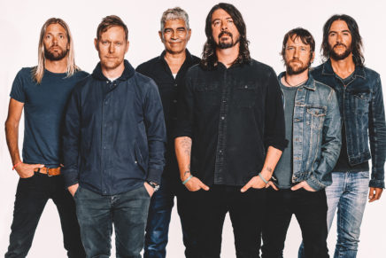 Foo Fighters: questione di colore e forma